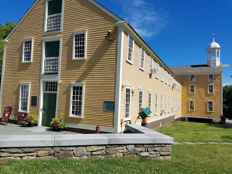 Photo of Slater Mill Historic Site